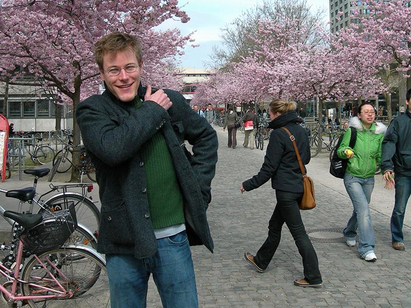 Frühlings-Deutschkurs