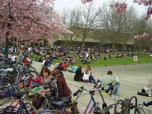 Campus der Universität Göttingen